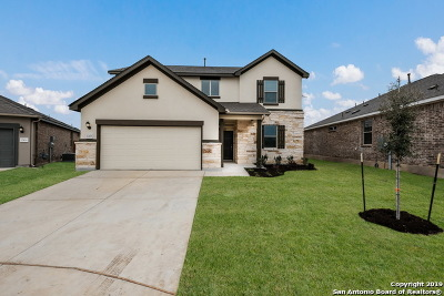San Antonio Single Family Home New: 12408 Big Valley Creek