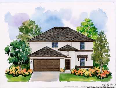 San Antonio TX Single Family Home New: $290,990