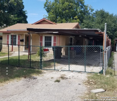 San Antonio Single Family Home New: 421 Monticello Ct
