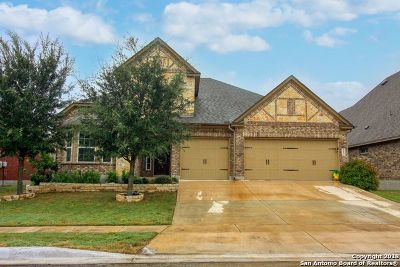 Cibolo Single Family Home New: 713 Perugia