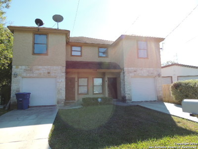 San Antonio Multi Family Home New: 228 Rex St