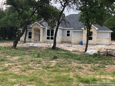 La Vernia TX Single Family Home New: $359,000