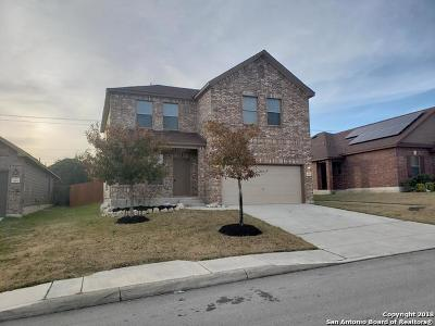 San Antonio Single Family Home New: 1415 Prairie Grass