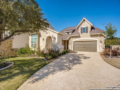 The Dominion Single Family Home For Sale: 7 Sanctuary Cove