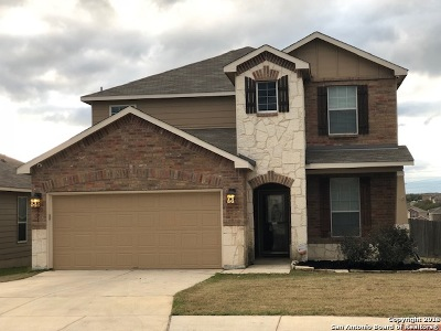 San Antonio Single Family Home New: 2501 Night Star