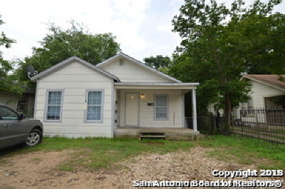 San Antonio Multi Family Home New: 318 Hollenbeck Ave