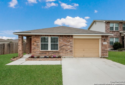 San Antonio Single Family Home New: 11247 Dublin Trace