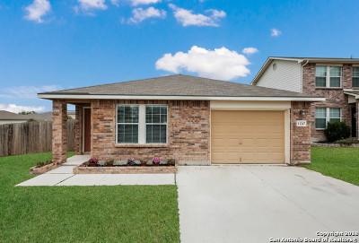San Antonio Single Family Home New: 11247 Dublin Trace