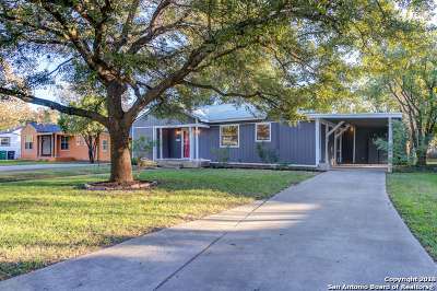 San Antonio Single Family Home New: 554 Hermine Blvd