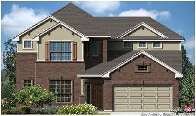 San Antonio Single Family Home New: 13207 Highland Woods