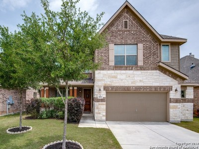 San Antonio Single Family Home Back on Market: 20218 Ashford Vista