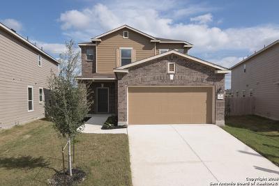 San Antonio Single Family Home New: 2406 Cotton Forest