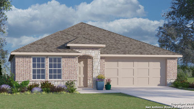 New Braunfels Single Family Home New: 1892 Heather Glen