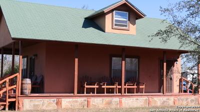 Seguin Single Family Home Back on Market: 1375 Rangeland Rd
