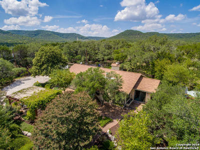 Bandera County Single Family Home For Sale: 1829 Madrona Ranch Rd