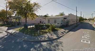 San Antonio Multi Family Home Price Change: 1000 El Paso St