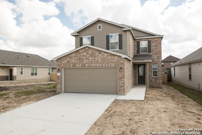 New Braunfels Single Family Home New: 2014 Wind Chime Way