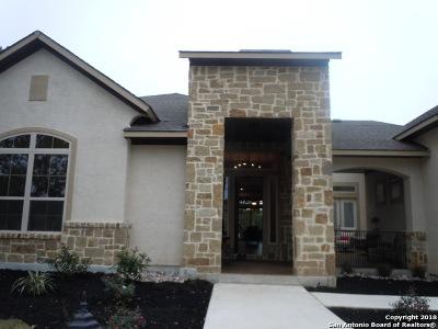 San Antonio Single Family Home New: 16710 Hillsedge