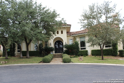 San Antonio TX Single Family Home New: $807,000