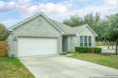 Cibolo Single Family Home Active Option: 101 Whitney Way