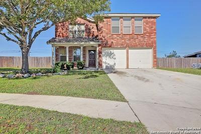 Selma Single Family Home Back on Market: 8107 Ellerston Blvd
