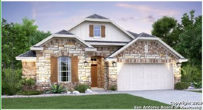 San Antonio Single Family Home New: 8735 Winchester Way