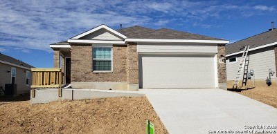 San Antonio Single Family Home New: 931 Watson Way