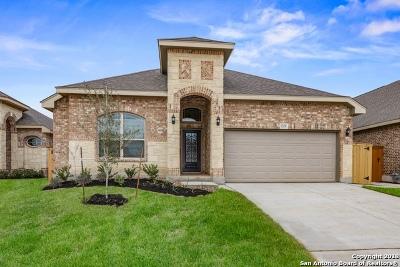 San Antonio Single Family Home New: 12139 Fort Leaton