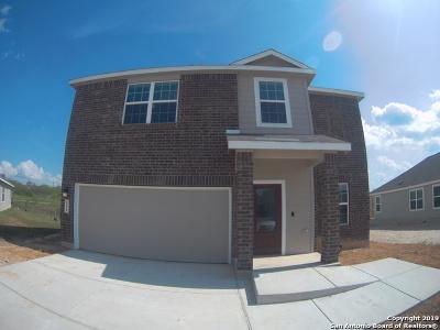 San Antonio Single Family Home New: 954 Hagen Way