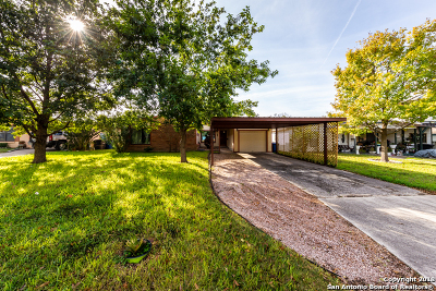 San Antonio Single Family Home New: 238 Shady Rill