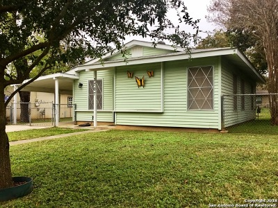 San Antonio Single Family Home New: 3707 Devon St