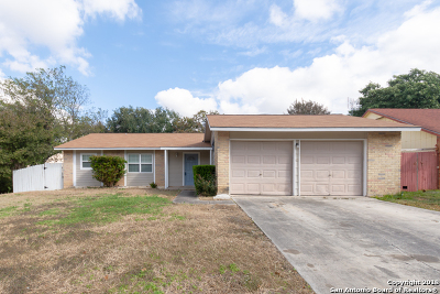 San Antonio Single Family Home New: 13446 El Mirador St
