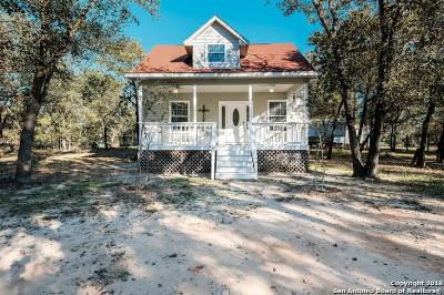 San Antonio Single Family Home New: 603 Redfern Dr