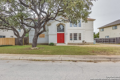 San Antonio Single Family Home New: 2307 Gold Holly Pl
