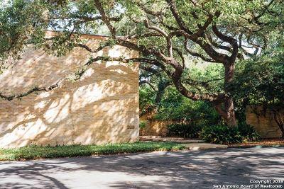 Castle Hills Rental For Rent: 203 S Manton Ln