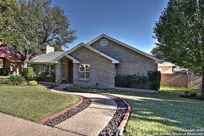 San Antonio Single Family Home Back on Market: 13418 Vista Del Prado