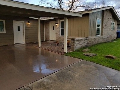 Kirby Single Family Home Active Option: 5403 Cinderella St