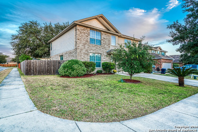 Cibolo Single Family Home Back on Market: 133 Eagle Flight