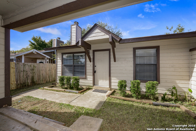 San Antonio Single Family Home New: 11715 Spring Club Dr