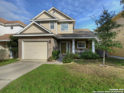 San Antonio Single Family Home New: 22046 Goldcrest Run