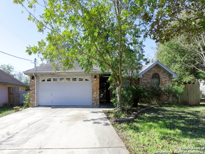 New Braunfels Single Family Home New: 764 Vista Pkwy