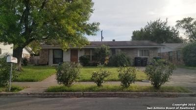 San Antonio Single Family Home Price Change: 7530 Westshire Dr