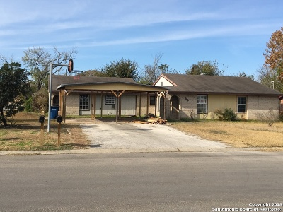 New Braunfels Multi Family Home Price Change: 205 Oelkers Dr