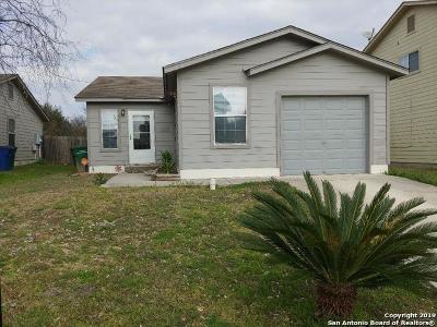 San Antonio Single Family Home New: 5503 Harefield Dr