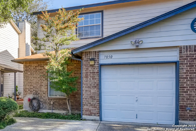 San Antonio Condo/Townhouse New: 7850 Galaway Bay