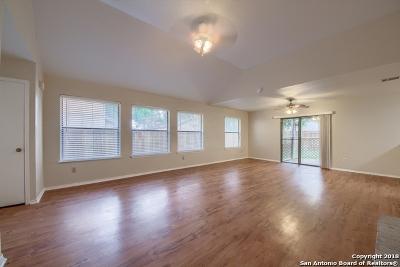 San Antonio Single Family Home New: 13618 Bell Dr