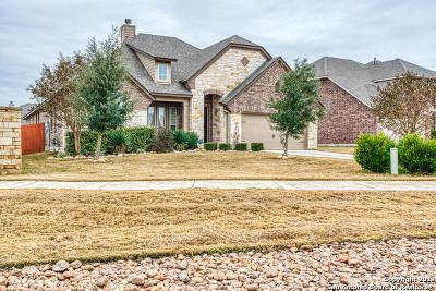Bulverde Single Family Home For Sale: 3806 Brahman Rd