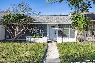San Antonio Single Family Home New: 6509 Spring Lark St