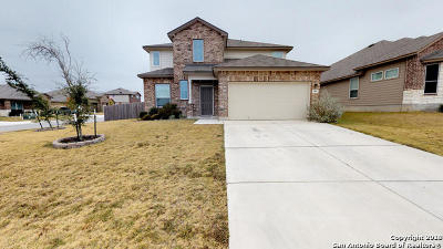 Cibolo Single Family Home For Sale: 405 Quarter Mare