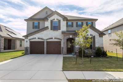 Converse Single Family Home Active Option: 9734 Copperway